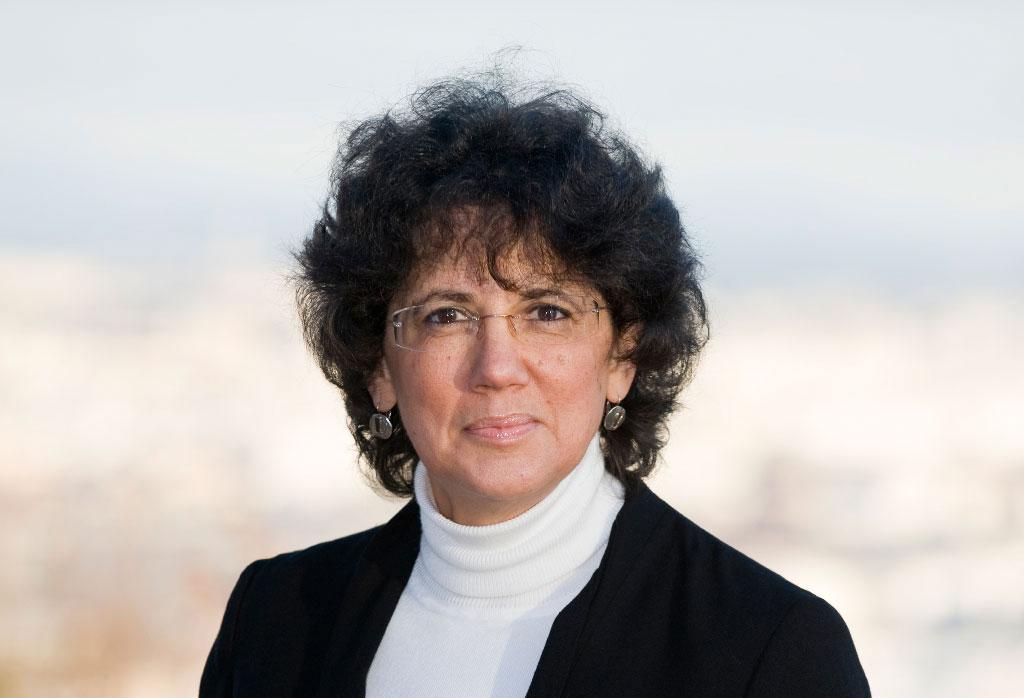 Monique Cosson, tête de liste de SainteFoyÀVENIR